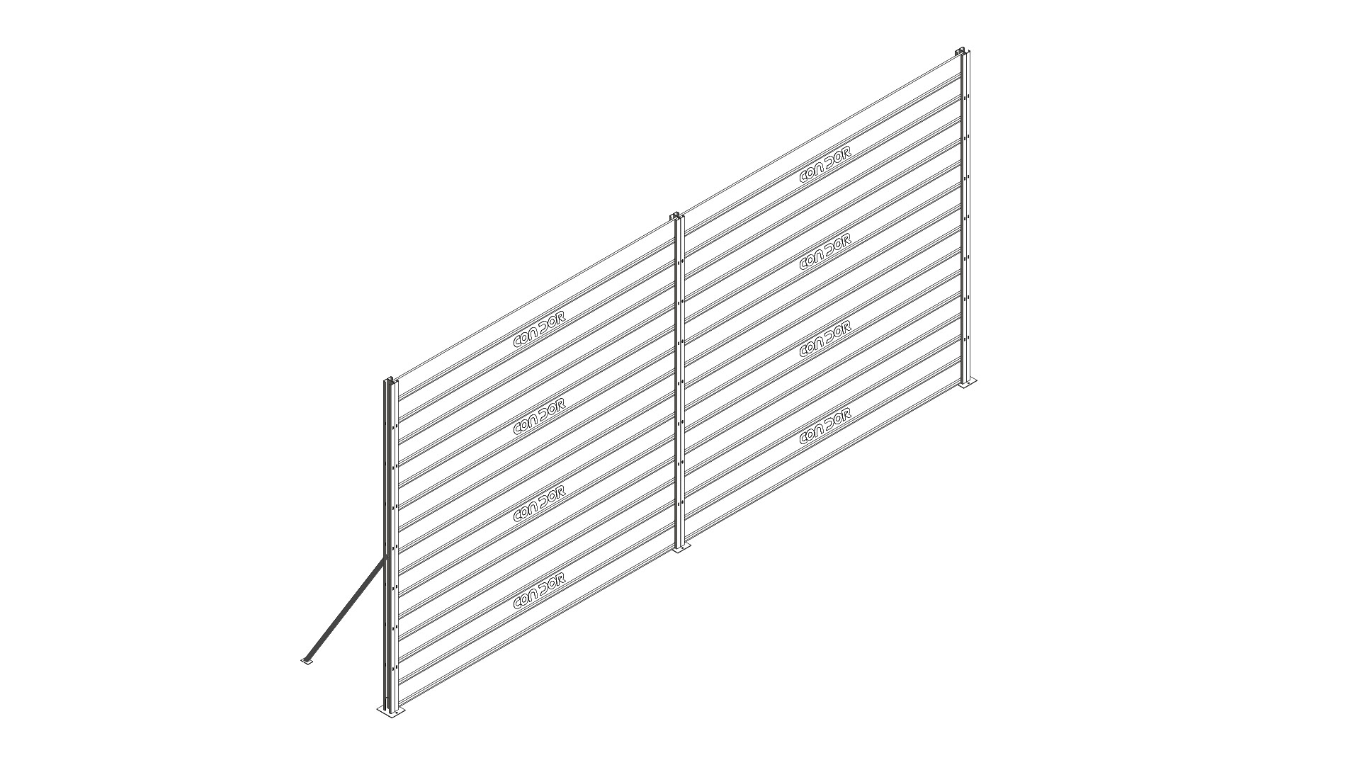 BarCo the Fencing Barrier