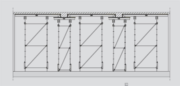 slab formwork mc support structures